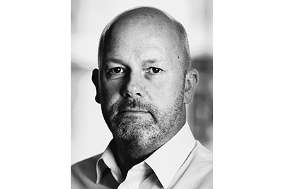 Chris Wardhaugh Chief Business Officer